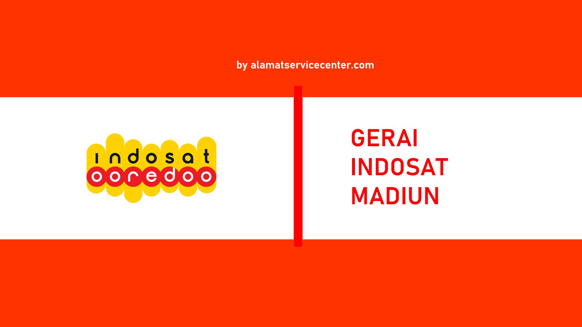 Gerai Indosat Madiun