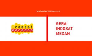 Gerai Indosat Medan