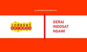 Gerai Indosat Ngawi