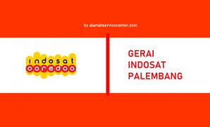 Gerai Indosat Palembang