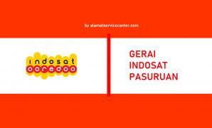 Gerai Indosat Pasuruan
