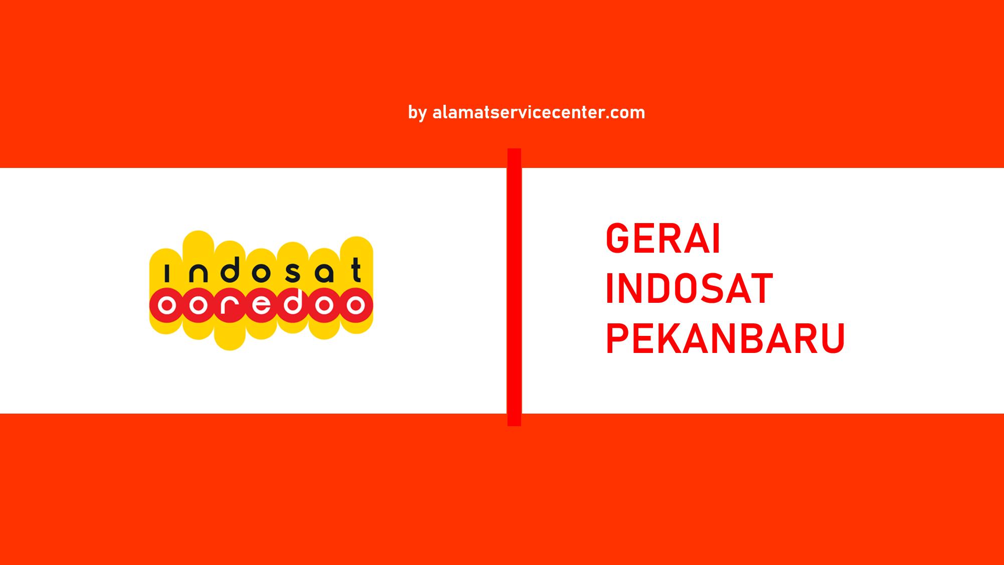 Gerai Indosat Pekanbaru