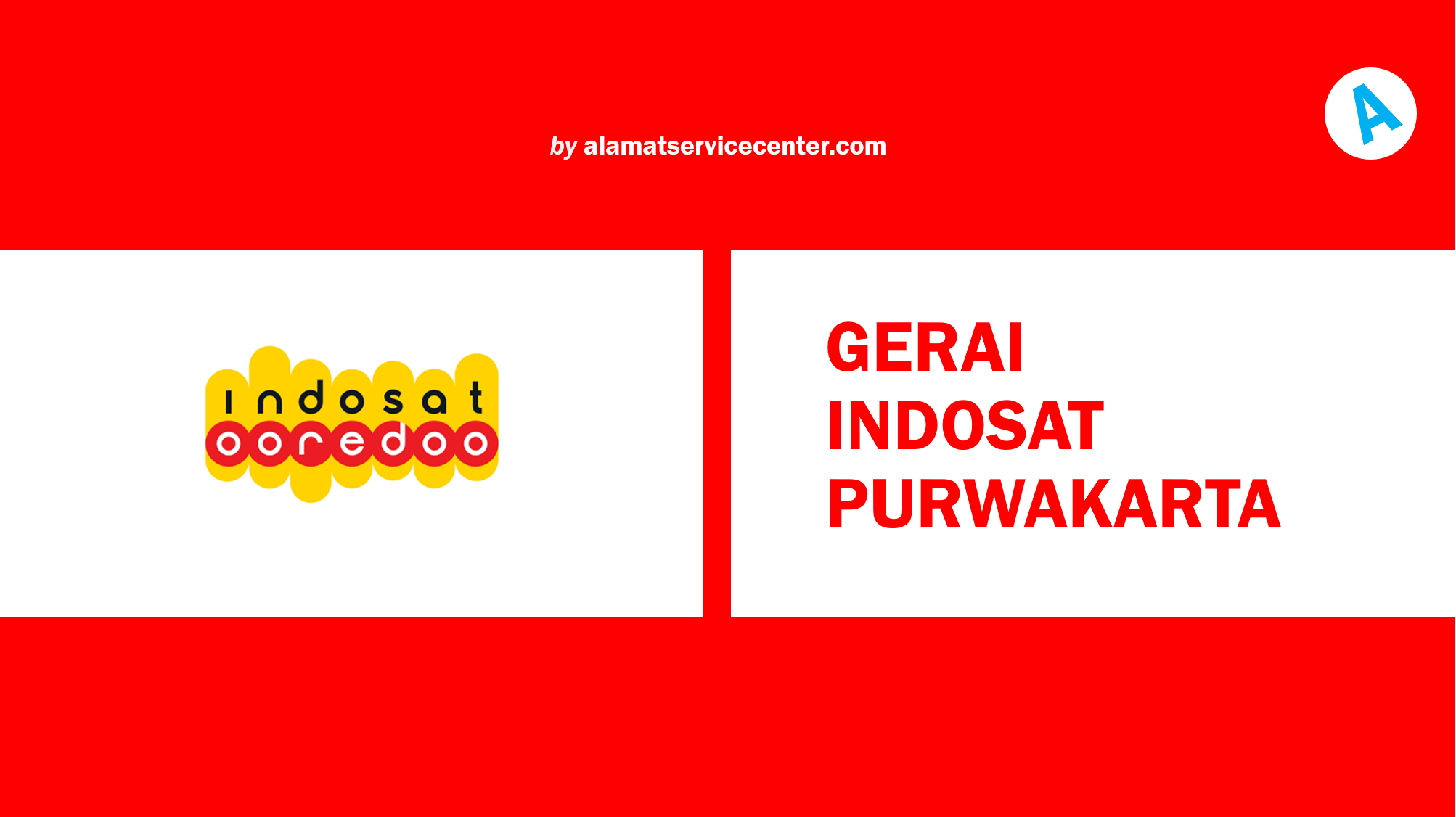 Gerai Indosat Purwakarta