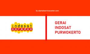 Gerai Indosat Purwokerto