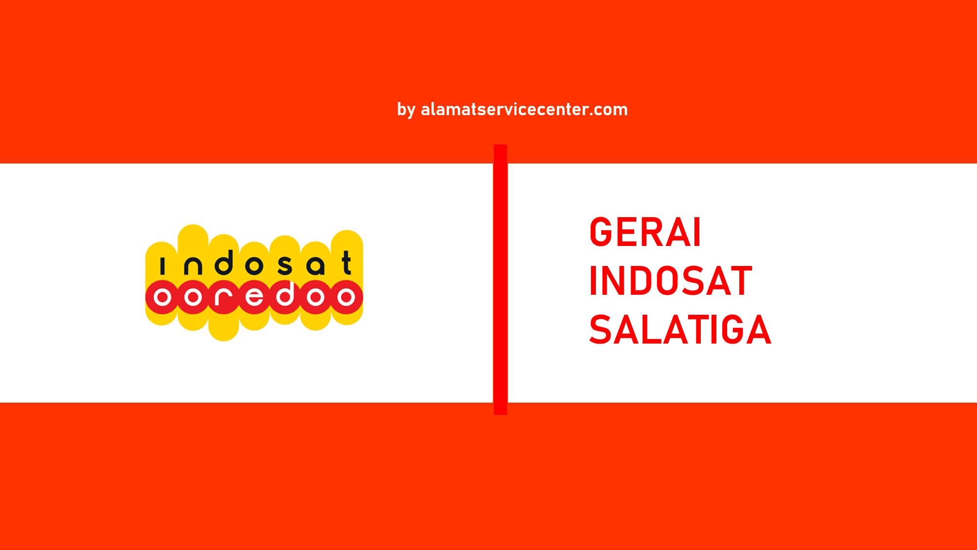 Gerai Indosat Salatiga