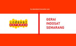 Gerai Indosat Semarang