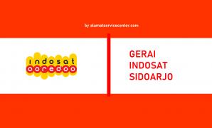 Gerai Indosat Sidoarjo