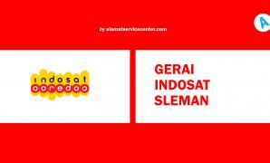 Gerai Indosat Sleman
