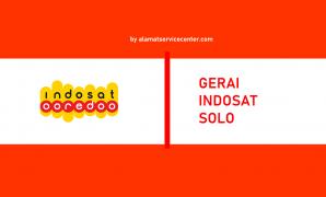 Gerai Indosat Solo
