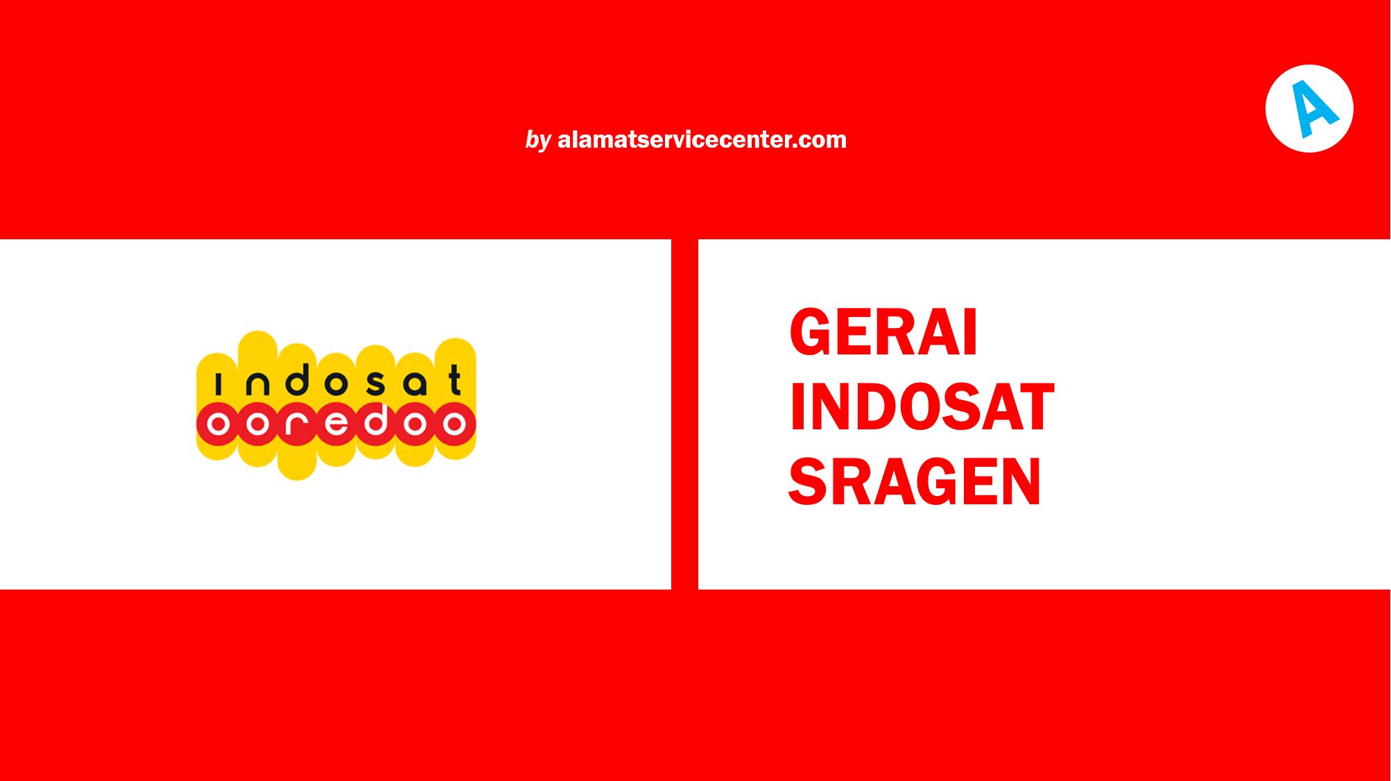 Gerai Indosat Sragen
