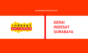 Gerai Indosat Surabaya