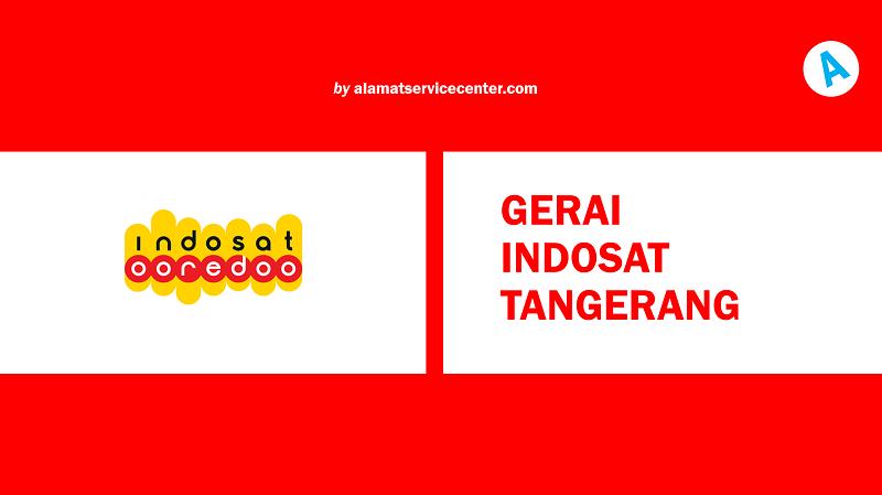 Gerai Indosat Tangerang