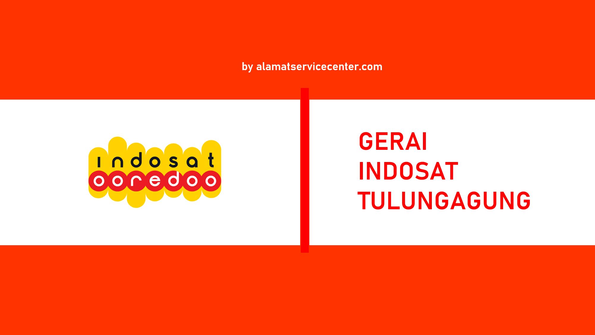 Gerai Indosat Tulungagung