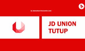 JD Union Tutup