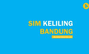 SIM Keliling Bandung