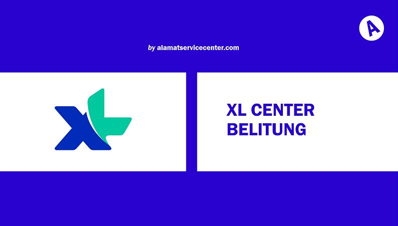 XL Center Belitung