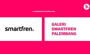 Galeri Smartfren Palembang