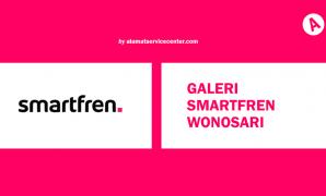Galeri Smartfren Wonosari