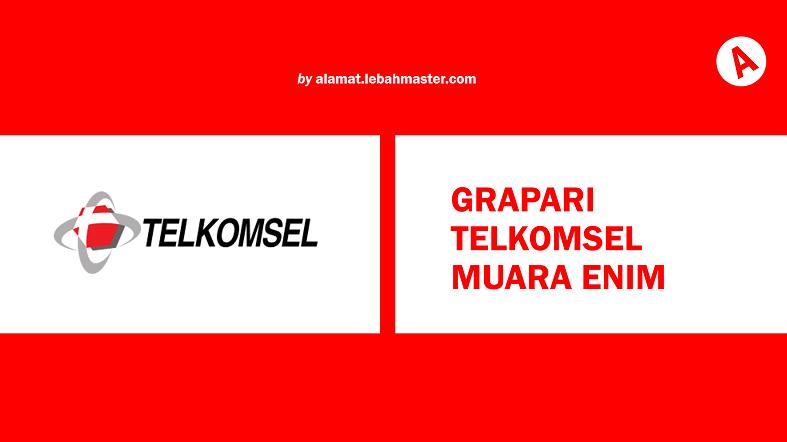 GraPARI Telkomsel Muara Enim