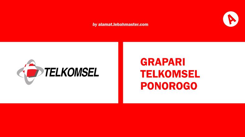 GraPARI Telkomsel Ponorogo