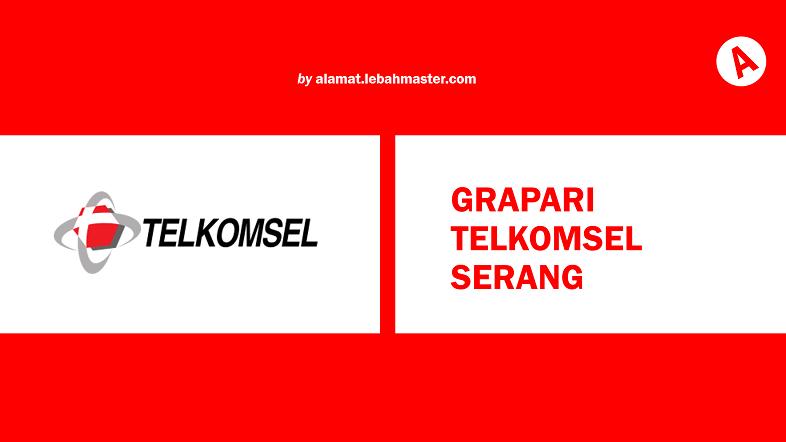 GraPARI Telkomsel Serang