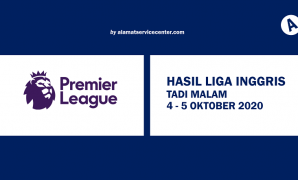 Hasil Liga Inggris Tadi Malam 4 5 Oktober 2020