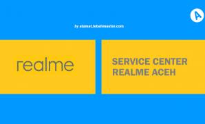 Service Center Realme Aceh
