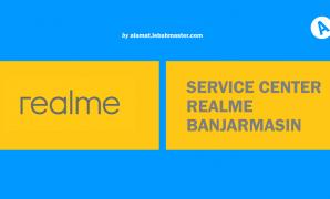 Service Center Realme Banjarmasin