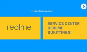 Service Center Realme Bukittinggi