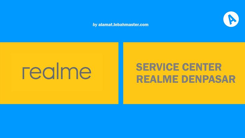 Service Center Realme Denpasar