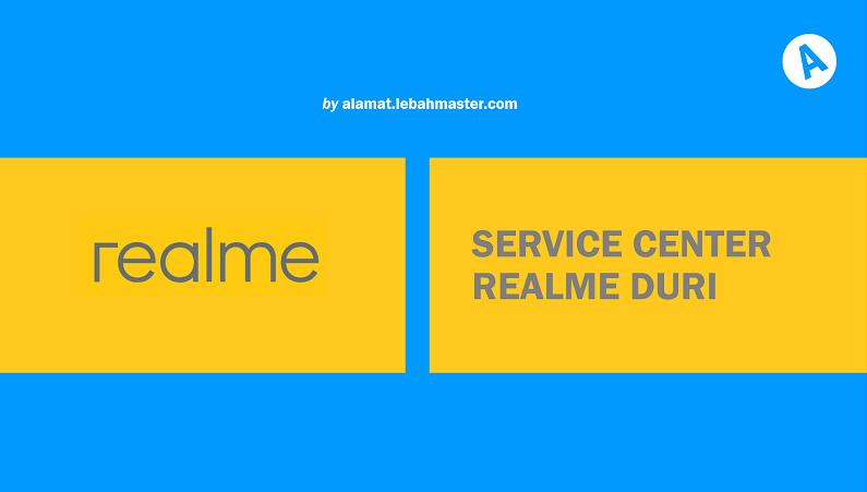 Service Center Realme Duri