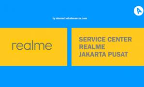 Service Center Realme Jakarta Pusat