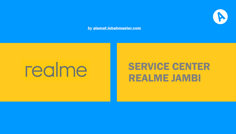 Service Center Realme Jambi