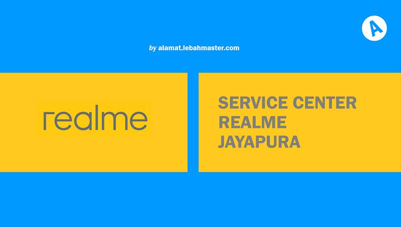 Service Center Realme Jayapura