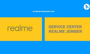Service Center Realme Jember