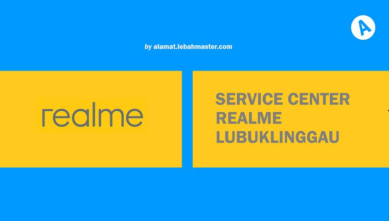 Service Center Realme Lubuklinggau