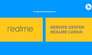 Service Center Realme Luwuk