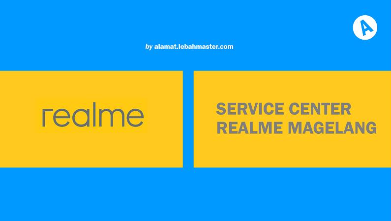 Service Center Realme Magelang