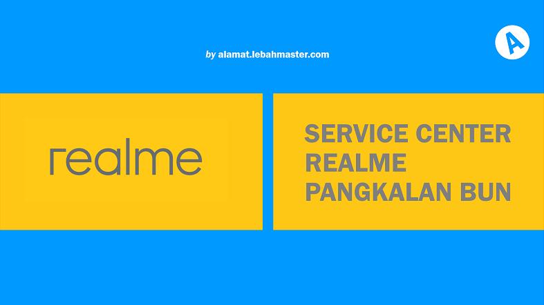 Service Center Realme Pangkalan Bun