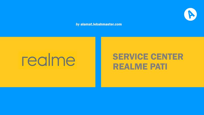 Service Center Realme Pati