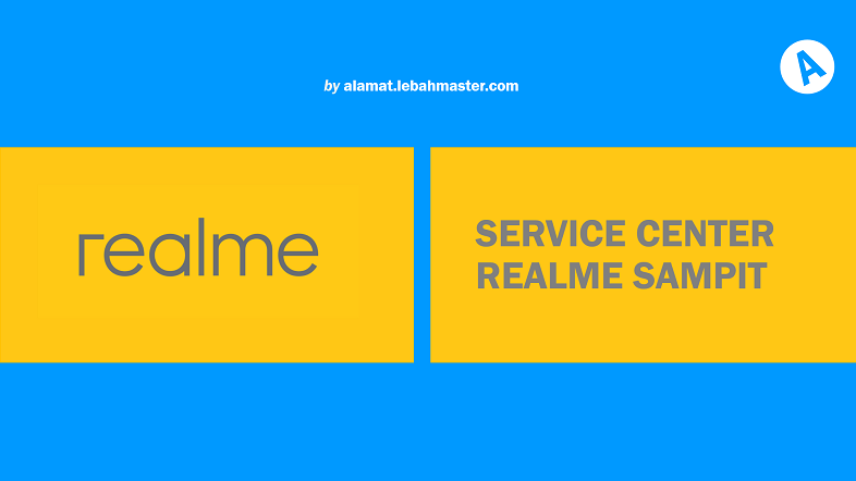 Service Center Realme Sampit