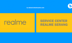 Service Center Realme Serang