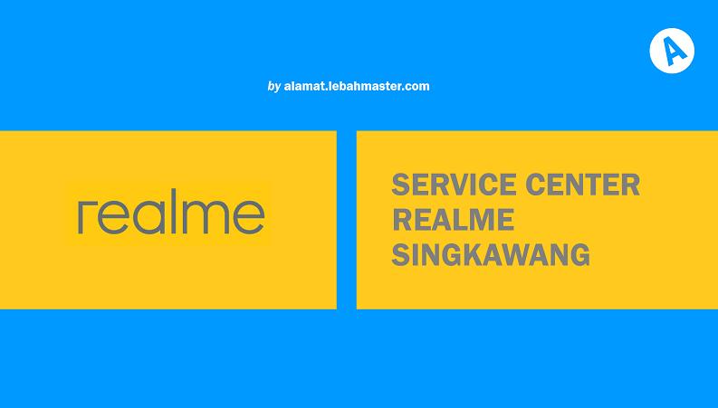Service Center Realme Singkawang