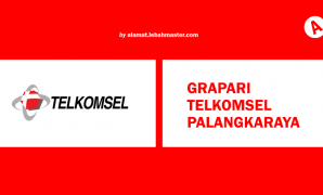 GraPARI Telkomsel Palangkaraya